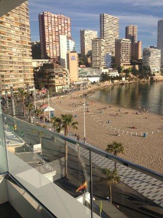 Hotel Brisa: room 404 view