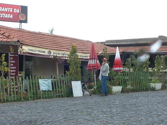 Ristorante da Mustafa : Restaurant de Mustapha - 2