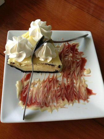 Southernmost Beach Cafe: Key Lime Pie