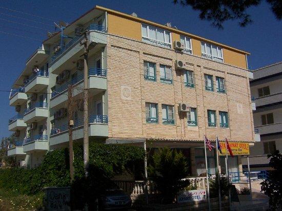 Star Apart Otel: Hotel Front
