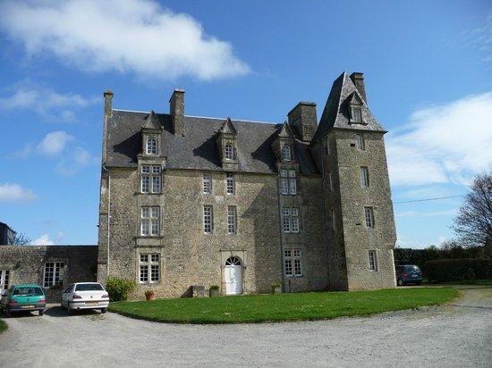 La Chateau Saint Pierre: Exterieur