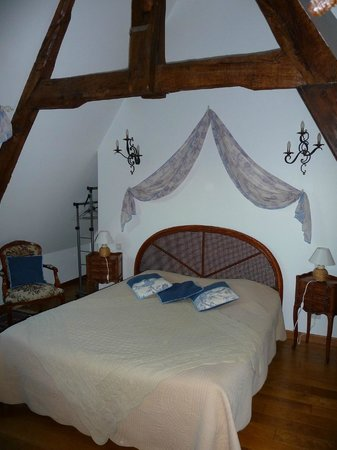 La Chateau Saint Pierre: Chambre N°4