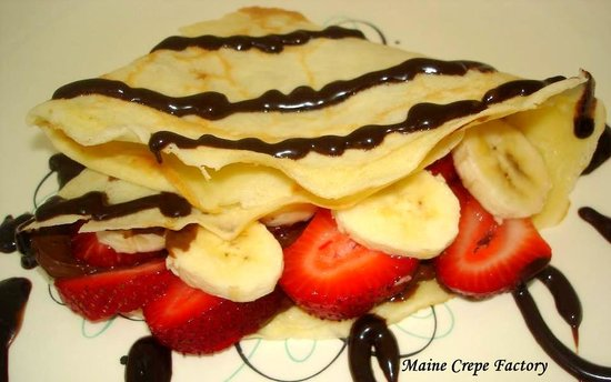 Maine Crepe Factory