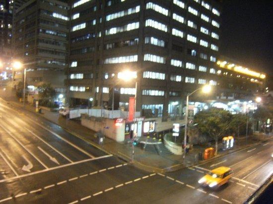 Nomads Brisbane Hostel : view