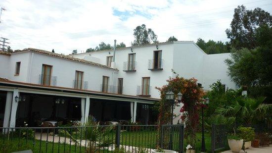 Hotel Tossal d'Altea: Nice garden