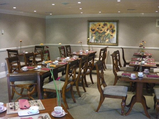 Harbour House Hotel: breakfast