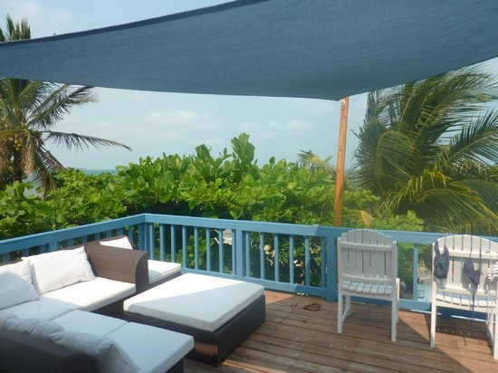 Maya Beach Hotel: Room with a view