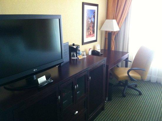 Winston-Salem Marriott : Guest room