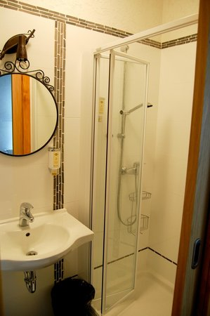 Stari Tisler: Bathroom