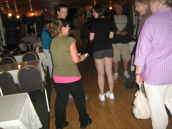 Spirit Expeditions Tours: Haunted Boat Tour
