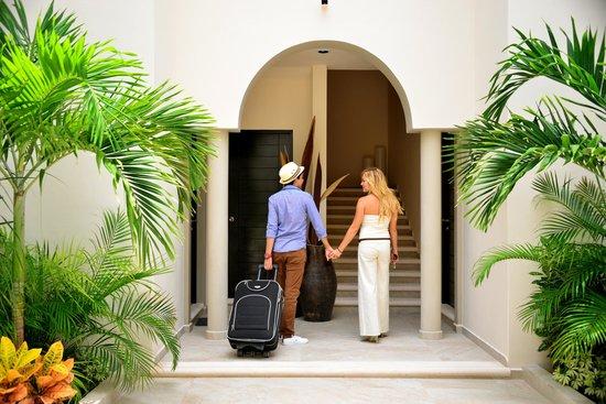 Palms Tulum Luxury Hotel: Hotel Interior
