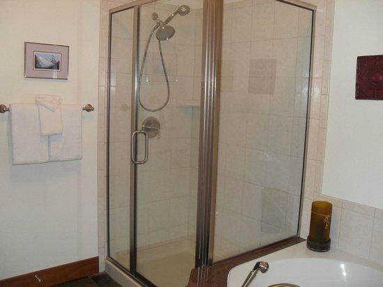 Black Canyon Inn: Shower