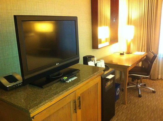 The Westin Indianapolis: Guest room