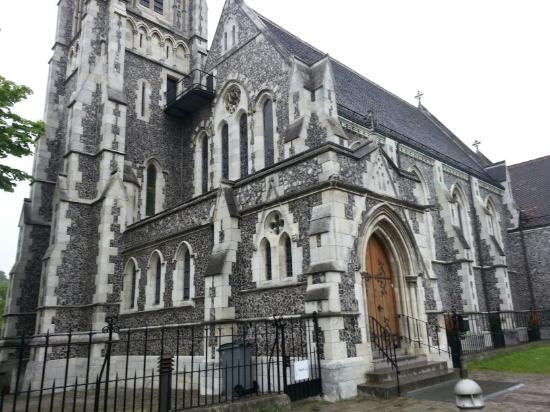Photo of St. Alban's Church taken with TripAdvisor City Guides