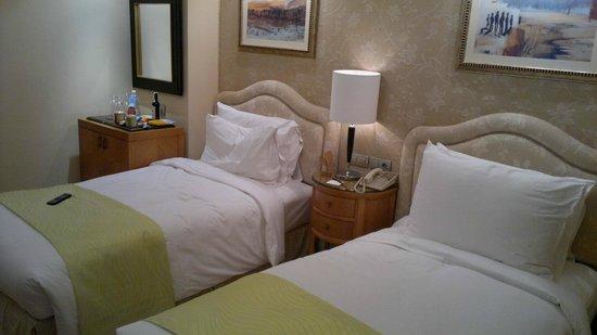 Kempinski Nile Hotel Cairo: Habitación