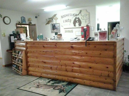 Booneslick Lodge