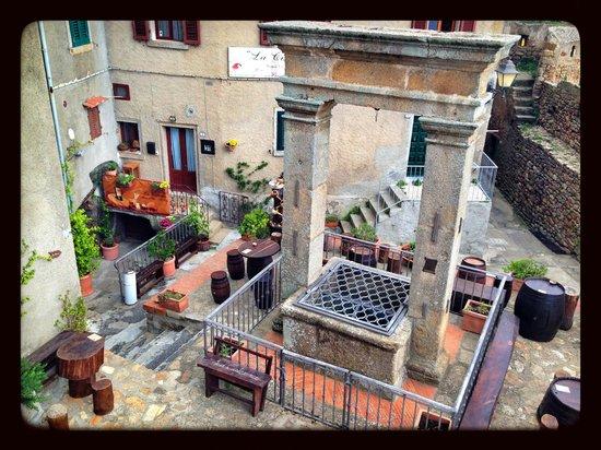 La Cisterna Storie di Cibo...e DiVino