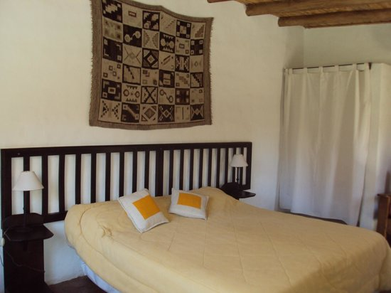 Huaira Huasi: cabecera cama