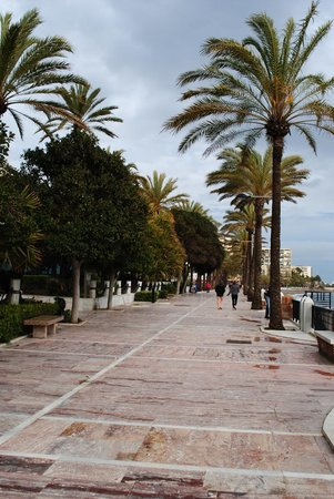 The Town House: Marbella beachfront near by