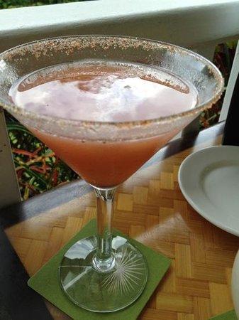 Plantation Gardens Restaurant: island drink