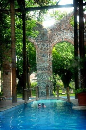 Fiesta Americana Hacienda San Antonio El Puente Cuernavaca: Alberca