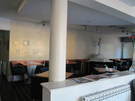 Urbana Suites: Lugar del desayuno