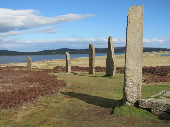 Orkney Archaeology Tours: Ring of Brodgar