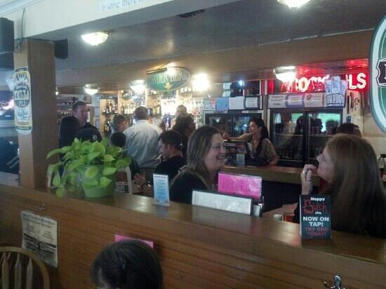 The Milton Bar