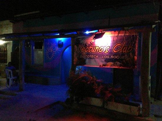 Posada Galapagos: Bar
