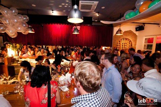 Bouchon wine bar