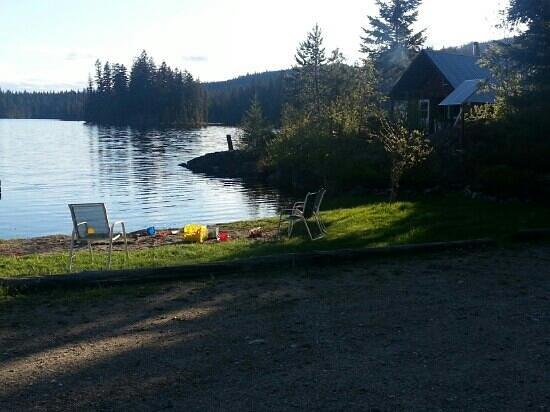 Star Lake Resort: cabin#1