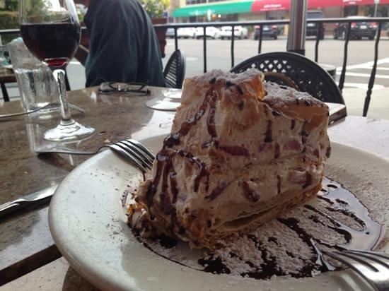 Osteria Romantica: dessert!