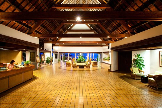 Palau Pacific Resort: Lobby