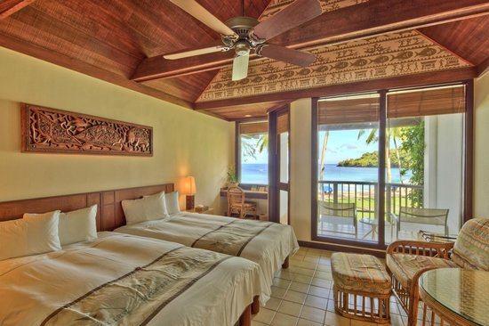 Palau Pacific Resort: Ocean Front Room