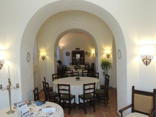 Masseria Astapiana Villa Giusso: The Restaurant