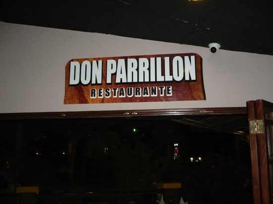 Don Parrillon: Meat city!