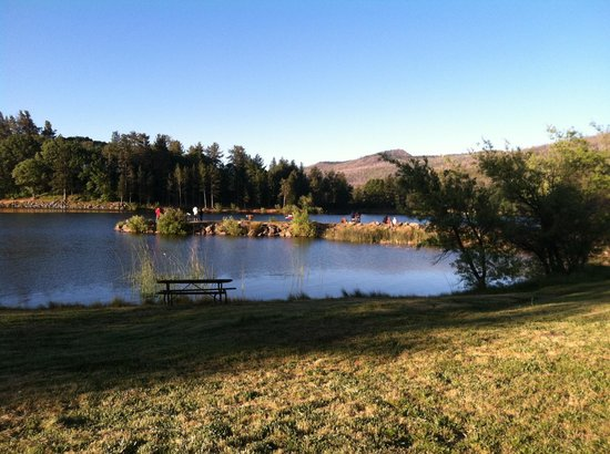 Lake Cuyamaca: Beautiful Morning