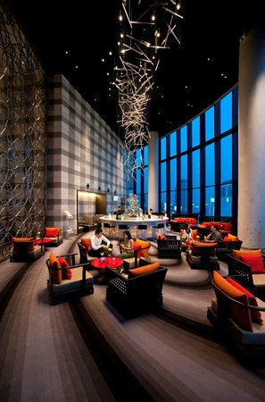 Platinum Lounge - Novotel Bangkok Platinum Pratunam