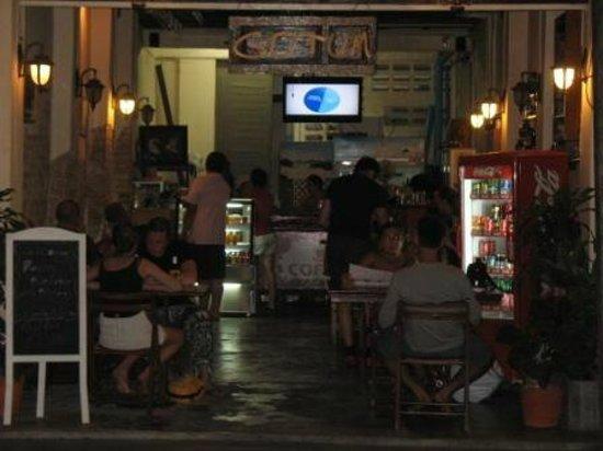 Gotum Hostel & Restaurant: Restaurant