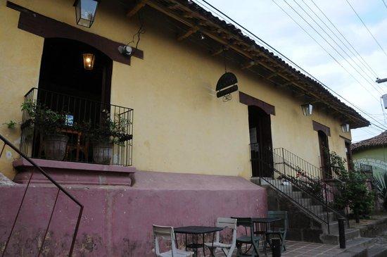 CocinArte: The restaurant