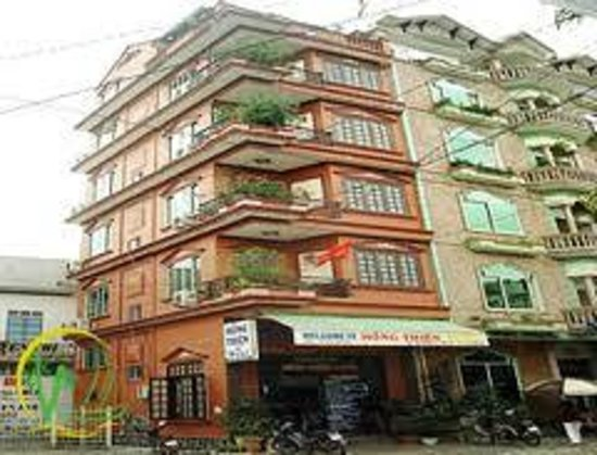 Hong Thien Backpackers Hotel: facade
