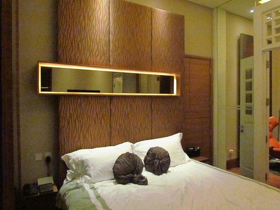 Hotel Fort Canning: Bedroom