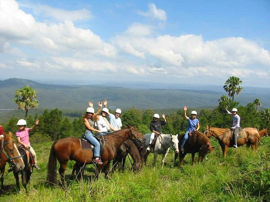 Kangaroo Valley, Australia: high mountain ride
