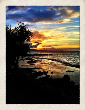 Kihei Sands Beachfront Condominiums: Definitely recommend a walk on the beach.
