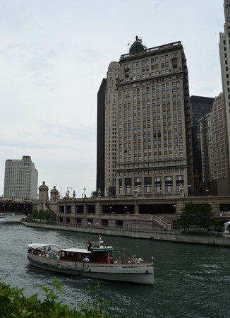 Chicago Riverwalk, Chicago, Illinois