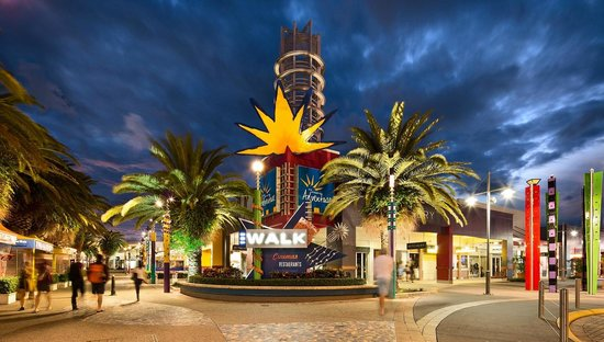 Harbour Town Outlet Shopping Centre: Harbour Town Gold Coast