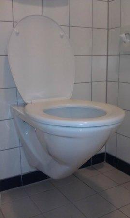Austria Trend Hotel Lassalle Wien: Old style bathroom