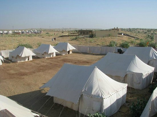 Sam Dhani Hotel : Swiss Tents