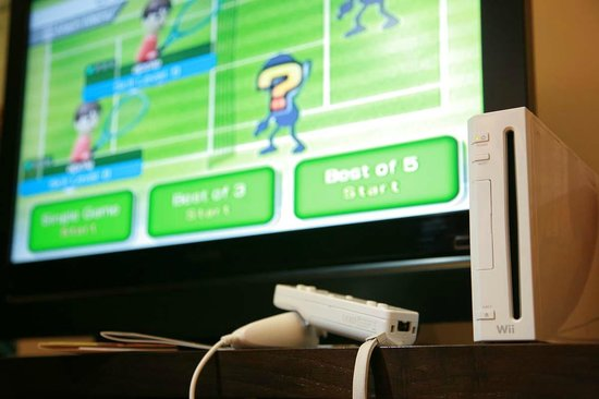 Knight on Wyndham Serviced Residence: Nintendo Wii in every room