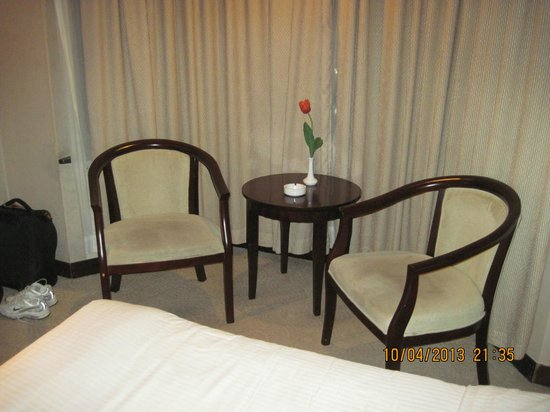 Osmanthus Hotel: Inside the room.